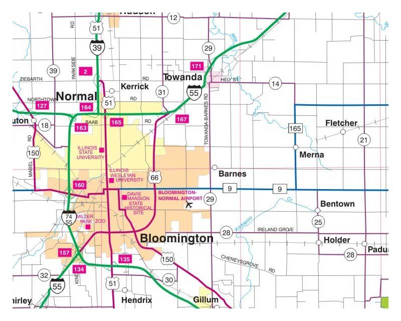 Milwaukee Map - Illinois Folded Maps on missouri vehicle title, kansas-oklahoma missouri-arkansas map, wisconsin illinois-indiana map, missouri jokes, missouri border states, missouri sites, missouri vehicle registration,